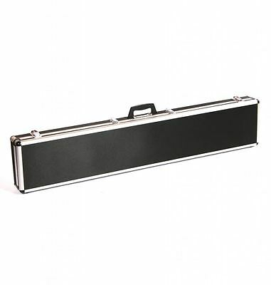 Shooter aluminium gun shotgun rifle weapon hard carry flight case cabinet
