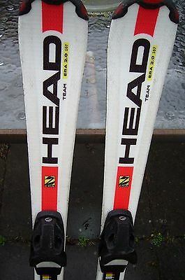 Kids / Junior Head Supershape Skis