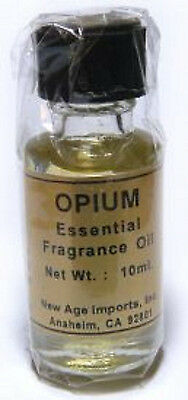 Essential Fragrance India Aroma Oils by New Age: Opium 10 ml