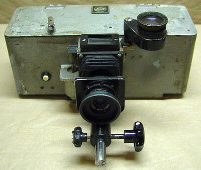 Vintage Sickles Film Duplicator Viewer with Schneider Kreuznach Lenses