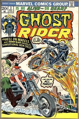 Ghost Rider (Vol. 1) #3 - VF