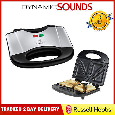 Russell Hobbs 17936 Non Stick Two Slice Sandwich Maker Toaster