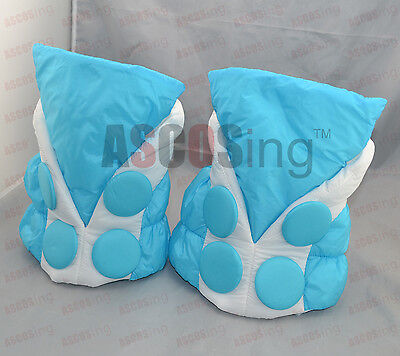 Free Shipping Dramatical Murder DMMd Seragaki Aoba Cosplay SHOES COVER