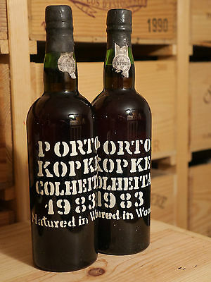 1983er Kopke Colheita Port - Bottled 1991 *****