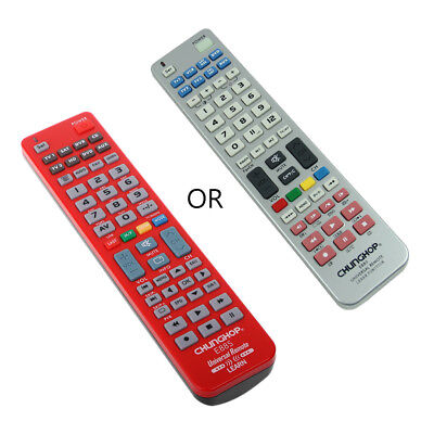 New 8 in 1 Universal Remote Control Controller For DVD AMP TV CBL SAT VCR