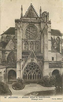 89 AUXERRE ancienne abbaye