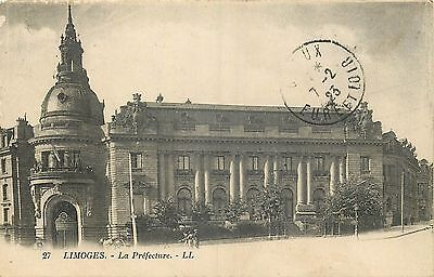 87 Limoges Prefecture - Ll