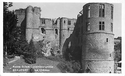LUXEMBOURG beaufort le chateau