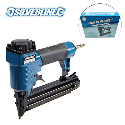 Silverline 18 gauge Air Brad Nailer 32mm Air - 675062
