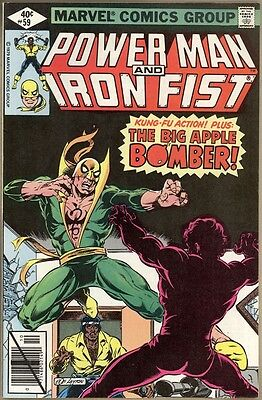Power Man And Iron Fist #59 - VF