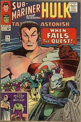 Tales To Astonish #74 - FN-