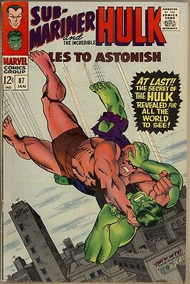 Tales To Astonish #87 - FN/VF