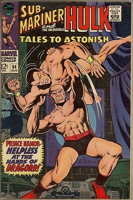 Tales To Astonish #94 - VF-