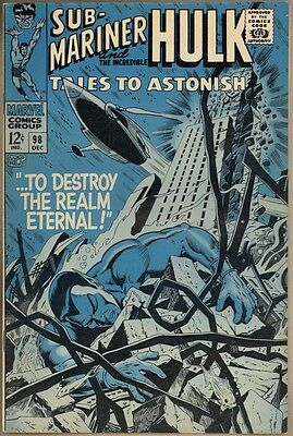 Tales To Astonish #98 - VF-