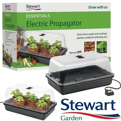 Stewart Essentials Electric Heated Propagator