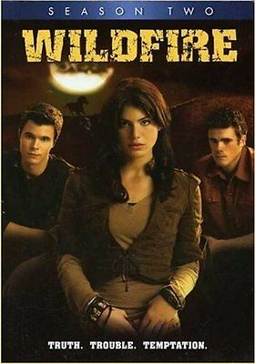 WILDFIRE COMPLETE SEASON 2 New Sealed 3 DVD Set
