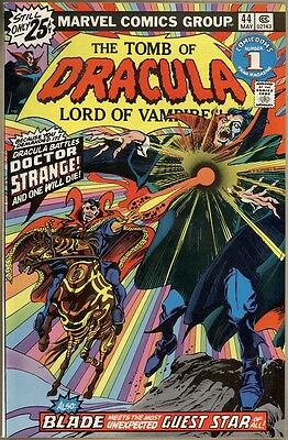 Tomb Of Dracula #44 - VF
