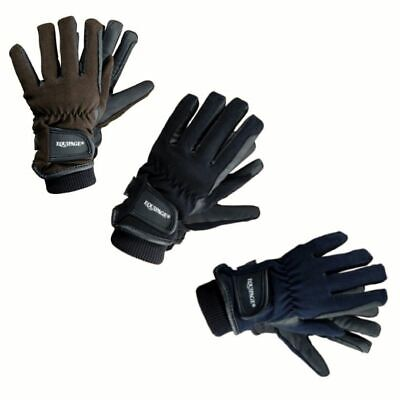 Scan Horse Kiev Winter Riding Gloves Thinsulate & Fleece Lining Extremely Warm