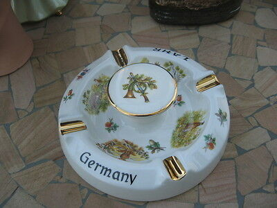 #A27 GERMANY LAHR ASHTRAY BAVARIA SCHEDEL