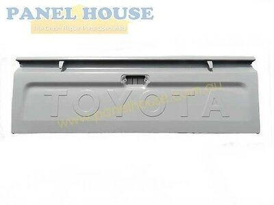 Toyota Hilux Ute 1997 - 2001 Rear Tailgate With Hooks & TOYOTA Brand NEW