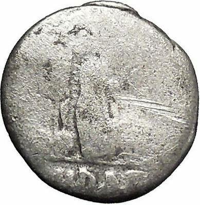 VESPASIAN 69AD JUDAEA CAPTA Jewish War Victory Silver Ancient Roman Coin i44554