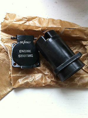 Engine Starting Push Button and Flap/WW2 Spitfire/lancaster/Hurricane