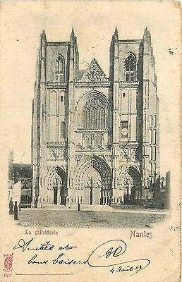 44 Nantes Cathedrale - 1