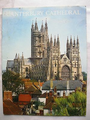 Canterbury Cathedral (Vintage Guide - 1972)