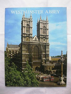 Westminster Abbey (Vintage Guide - 1976)