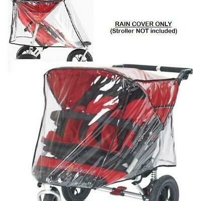 Out n About RAIN COVER for Double Nipper (Clear) OEM Part