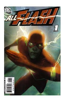 DC All Flash comic issue 1