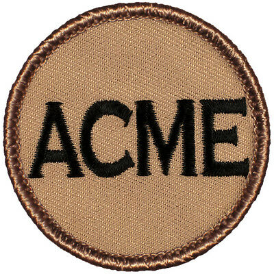 Awesome Boy Scout Patches - The ACME Patrol Patch!! (#693)