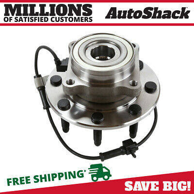 New 4x4 8-Lug Wheel Hub & Bearing Assembly Front Left Or Right fits Chevy GMC