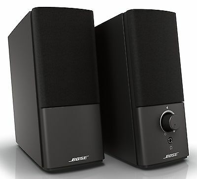 Bose Companion 2 Series Iii Black Computer Speaker System New Version 3
