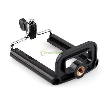 Universal Smartphone Clip Mount Holder Bracket Tripod Adapter for iPhone Phone