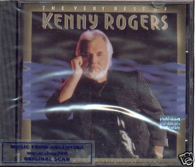 Kenny Rogers Very Best Sealed New Greatest Hits