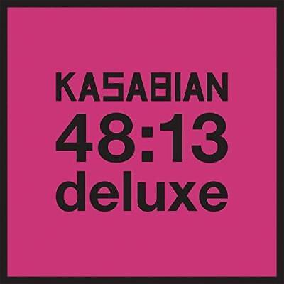 Kasabian - 48:13 Deluxe Edition (NEW CD+DVD)