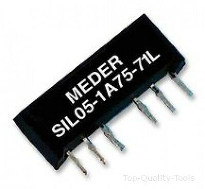 Sil24-1A72-71L - Standexmeder - Relay, Reed, Sil, 24Vdc