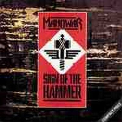 Manowar - Sign Of The Hammer (NEW CD)