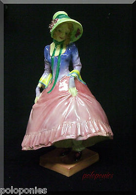 ROYAL DOULTON Pantalettes Figurine HN1412 - Retired 1952