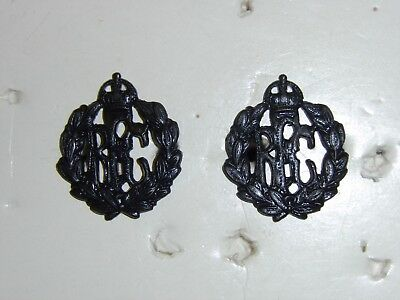 0282p Royal Flying Corps Collar Insignia (Pair)