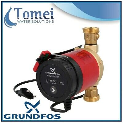 GRUNDFOS Hot water recirculation COMFORT PM Autoadapt 20-14BXA 8W 1x230V 110mm