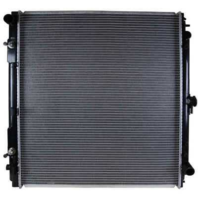 NEW DIRECT FIT COMPLETE ALUMINUM RADIATOR 100% LEAK TESTED RAD fits 4.0L-5.6L