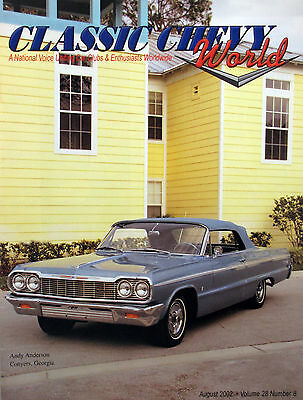 1964 Chevrolet Impala Super Sport convertible - Andy Anderson - August 2002