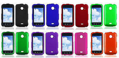 Hard Faceplate Cover Case for ZTE Prelude 2 Z669 Phone Accessory