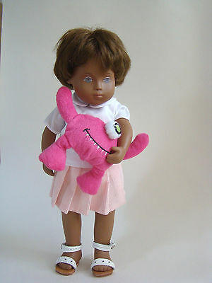 Little Pink Monster Plush Mini Toy for Sasha Patsy Crissy Velvet Furga NO DOLL
