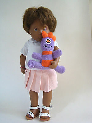Little Purple Monster Plush Mini Toy for Sasha Patsy Crissy Velvet Furga NO DOLL