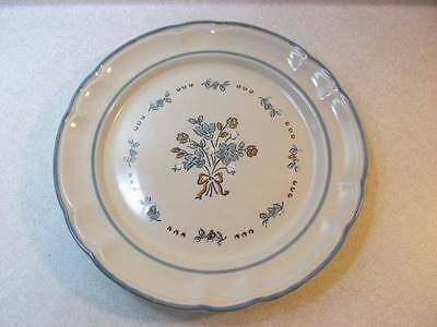 Cordella Stoneware Collection BREAD & BUTTER PLATE Salad BLUE T Japan 7-1/2""