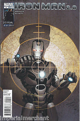 Ironman 2.0 comic issue 4