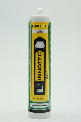 Innotec Adheseal (Black)  Underwater Fish Pond Liner Sealant Water Leak Repair